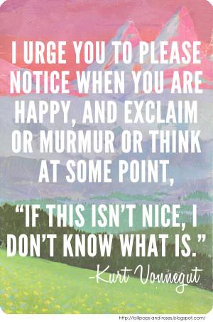 Classic Quotes: Kurt Vonnegut