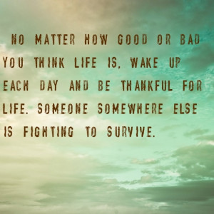 Great uplifting quote for a bad day, just like mine was. so happy the ...