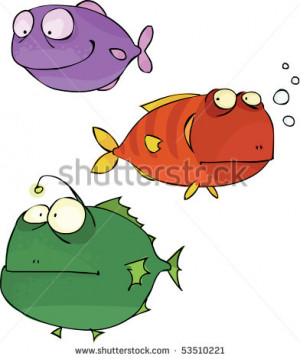 Related Pictures fish come three sizes small medium one got away ...