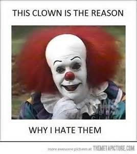 Images Of Scary Face Clown Funny 4 5 Wallpaper Comment Picture 268x300