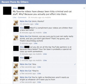 Here, homer n cognito are some cute quotes fb status