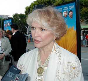 Ellen Burstyn at the Los Angeles Premiere of