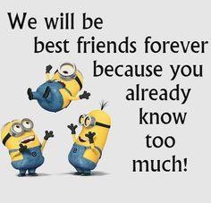 Minion friends More