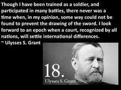 ulysses s grant more presidential tid civil wars wars quotes quotes ...