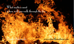 Quotes About Love And Fire #9