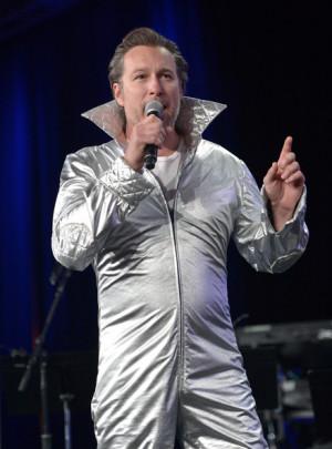 John Corbett Actor John Corbett speaks onstage during Muhammad Ali 39 ...