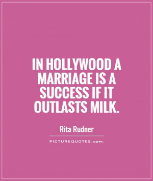 Hollywood Quotes and Sayings