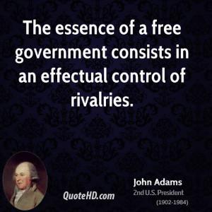 John Quincy Adams Famous Quotes