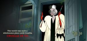 Cruella de Vil (101 Dalmatians) quote