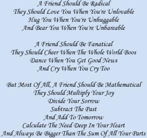 Image of Friendship