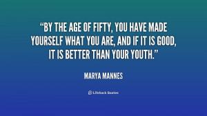 Marya Mannes
