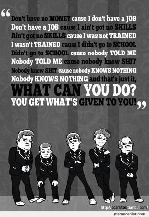 Musical Quotes: - The Hives -