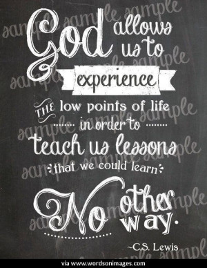 Quotes by cs lewis