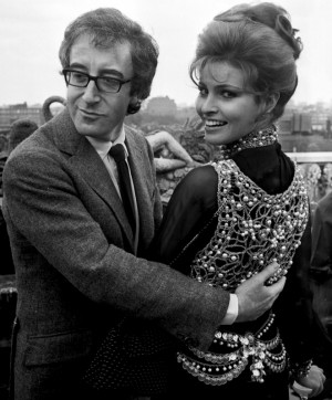 Raquel Welch and Peter Sellers