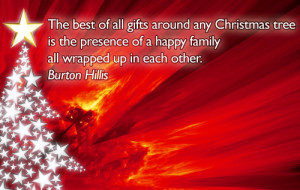Happy Family Merry Christmas Quotes