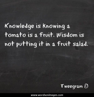 Knowledge sharing...
