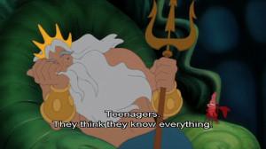 quote, disney quotes, disney scenes, little mermaid, quote, quotes ...