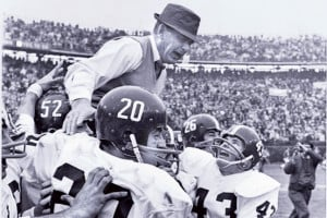 Legendary Alabama coach Paul 'Bear' Bryant brought Southern football ...