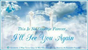 See you again.....
