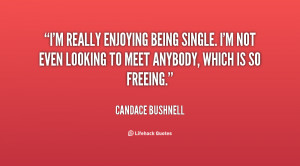 Quotes About Being Single Preview quote