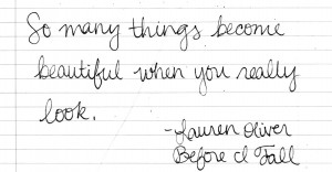 Tags: #lauren oliver #before i fall #quote #quotes #happy