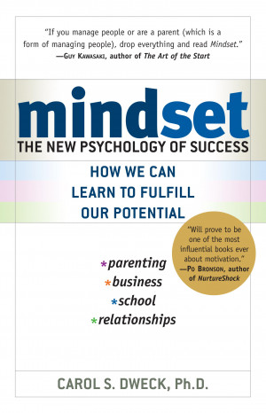 ... mindsets: Growth or Fixed . And the differences between the two have