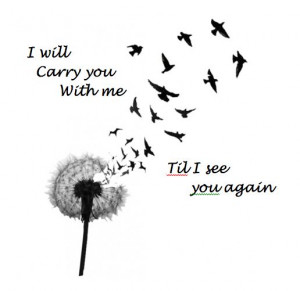 love this song and tattoo idea, especially for my grandma with her ...