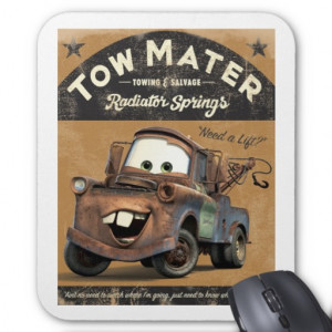 BLOG - Funny Tow Mater