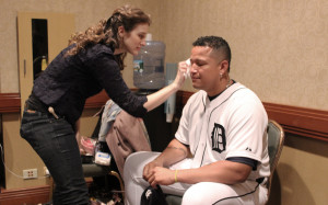 Behind the Scenes: Miguel Cabrera and Mike Trout Cover Shoot