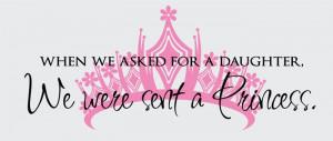 Catalog > We Were Sent a Princess