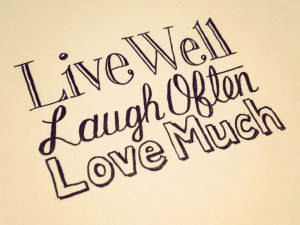 Live Laugh Love Quotes For Facebook