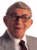 George Burns (1896 — 1996)