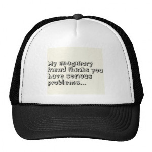 Funny Sayings Hat