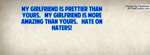 My Amazing Girlfriend Quote