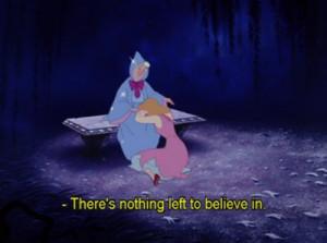 believe, cinderella, disney, quote