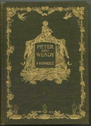 book cover of Peter and Wendy