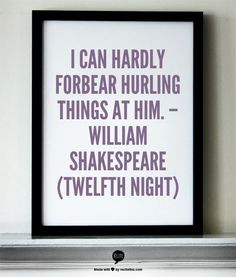 17 Shakespearean Insults To Unleash In Everyday Life