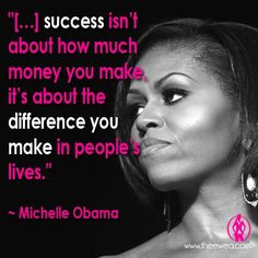 Michelle Obama #Empowerment