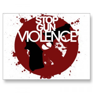 year ago stop the violence shooting shootings stop gun crime gun ...