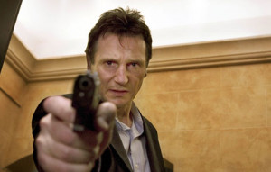 Liam Neeson Taken Phone Call Quote