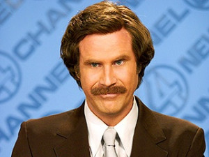 Ron Burgundy will be back!!!!!