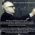 Inconvenient truth about drugs Rothbard's