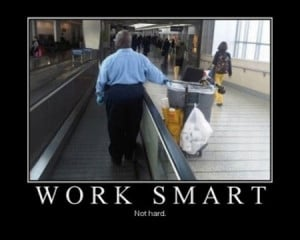 Funny smart work pictures