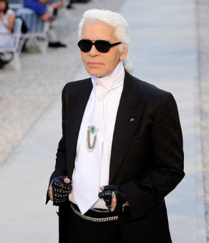 Karl Lagerfeld is coming to London - Telegraph