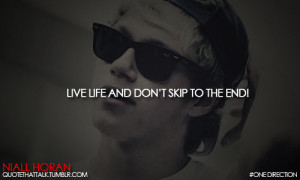Niall Quotes♥ - one-direction Fan Art