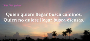 Quotes in Spanish ~ Frases en Espanol