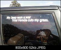 Jeep Sayings