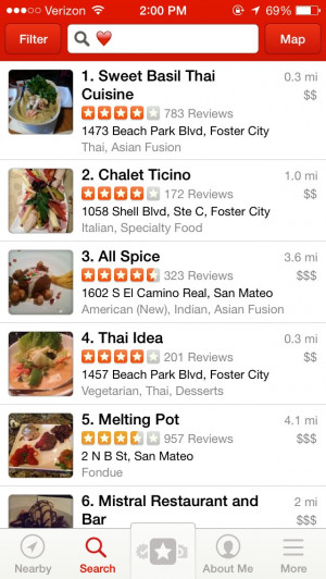 Yelp Has A Weird New Way To Search For Things, But It Might Be More ...