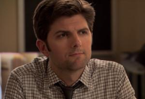 Ben Wyatt, Leslie Knope's boyfriend and Pawnee's resident nerd.