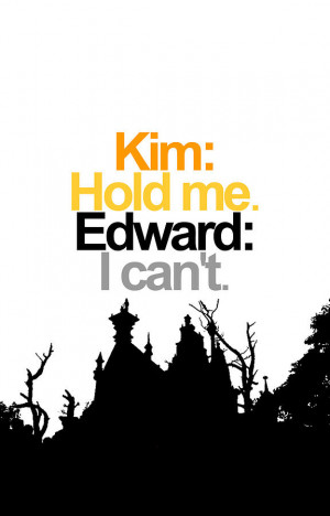 Edward Scissorhands Quotes From...